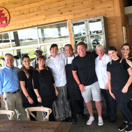The Blue Hill of Florida? My lunch with Tyler Florence at Rosy Tomorrows in North Fort Myers